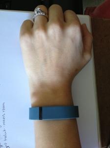 Emily's Fitbit