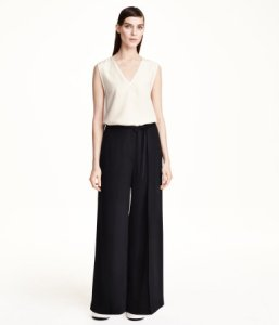 H&M Wide Leg Pants