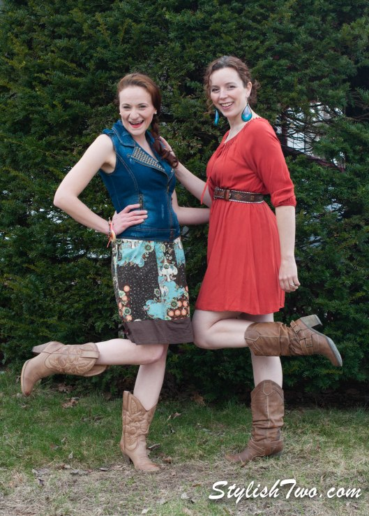 How to Wear Cowboy Boots