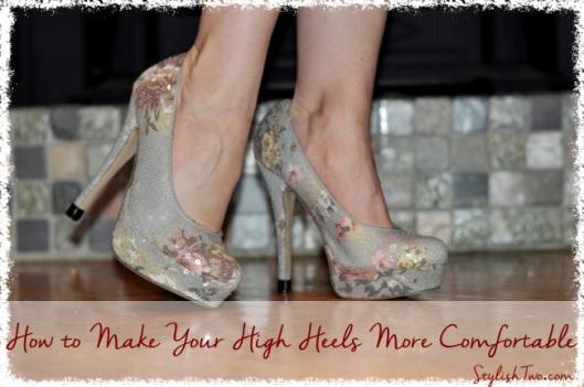 StylishTwo - Comfortable Heels