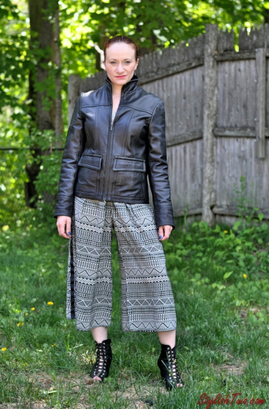 How to Wear Spring Fashion Trend Culotest