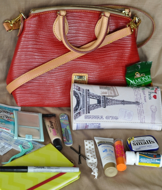 Pack Your Purse Like a Pro