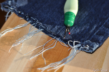 DIYFrayedJeans6